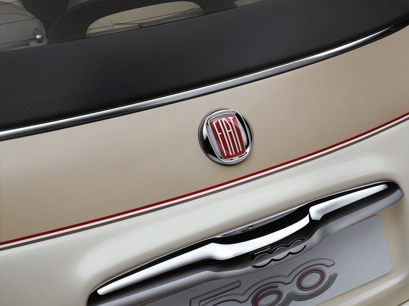 2017 Fiat 500 60th Anniversary High Resolution Exterior - image 707230