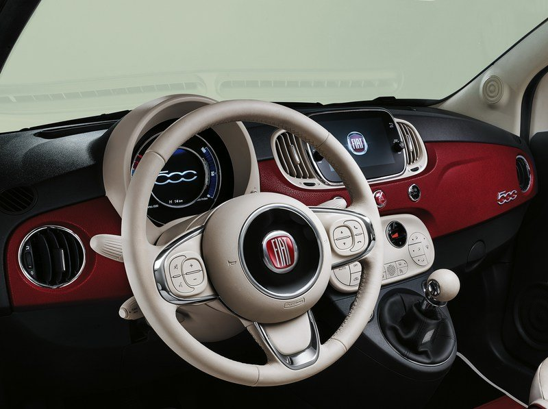 2017 fiat 500 60th anniversary review top speed. Black Bedroom Furniture Sets. Home Design Ideas