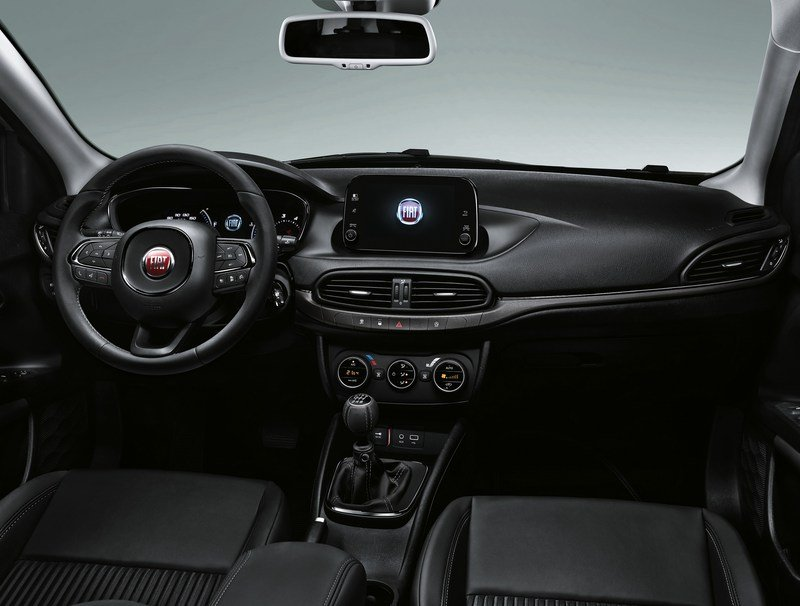 2017 Fiat Tipo S-Design High Resolution Interior - image 707250