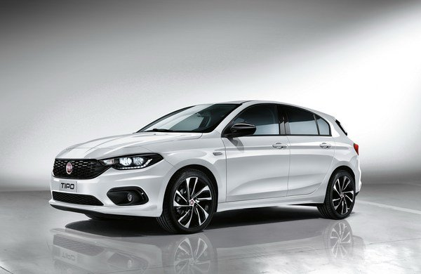 2017 fiat tipo s design car review top speed. Black Bedroom Furniture Sets. Home Design Ideas
