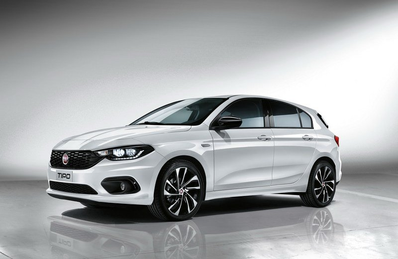 2017 Fiat Tipo S-Design High Resolution Exterior - image 707248