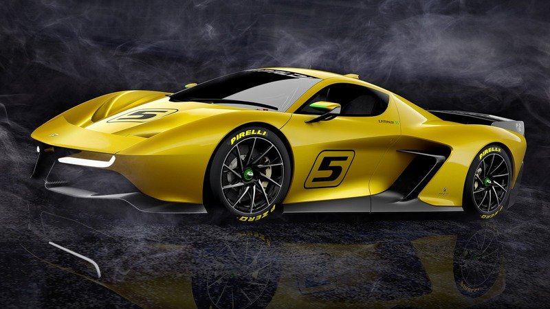 The Fittipaldi EF7 Is Proof That Dreams Do Come True Exterior Computer Renderings and Photoshop - image 708781