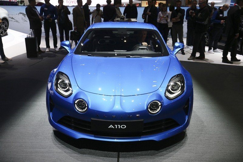 Alpine Has Some Interesting Plans for the A110 Name - Here's What You Need to Know