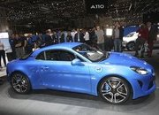 The New Alpine A110 Is A Nice Tribute To The Past - image 708699