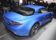 The New Alpine A110 Is A Nice Tribute To The Past - image 708700
