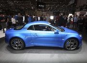 The New Alpine A110 Is A Nice Tribute To The Past - image 708701