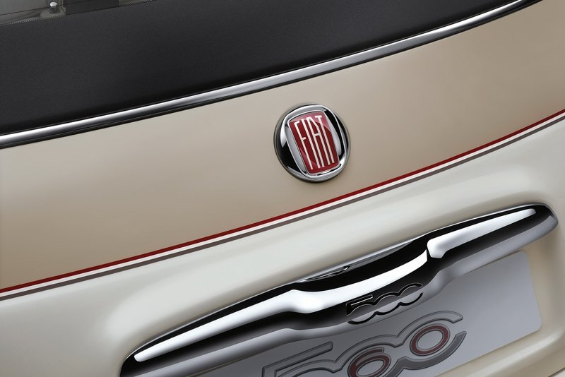 2017 Fiat 500 60th Anniversary High Resolution Exterior - image 707808