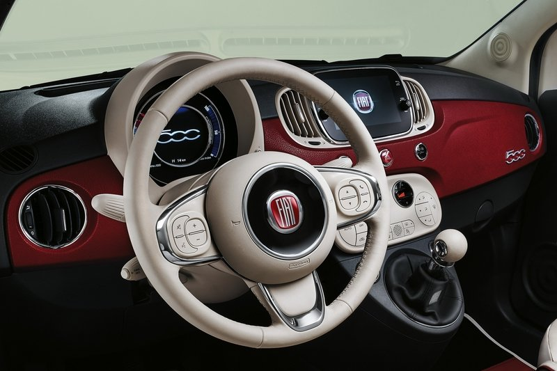 2017 Fiat 500 60th Anniversary High Resolution Interior - image 707811