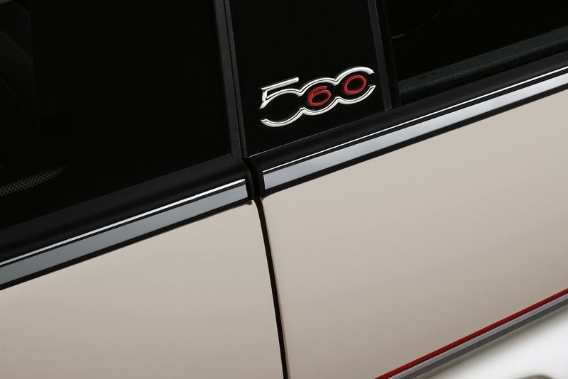 2017 Fiat 500 60th Anniversary High Resolution Exterior - image 707807