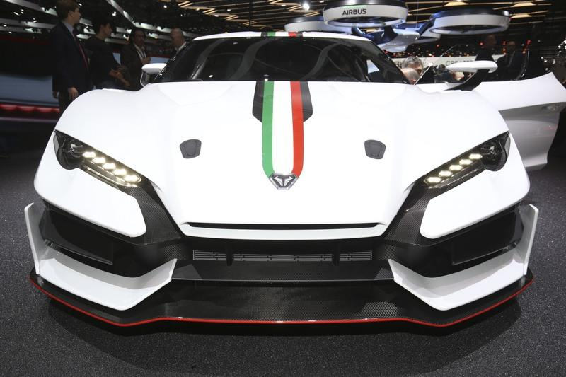 Italdesign's Zerouno Supercar Is A Home Run Of A Debut Offering