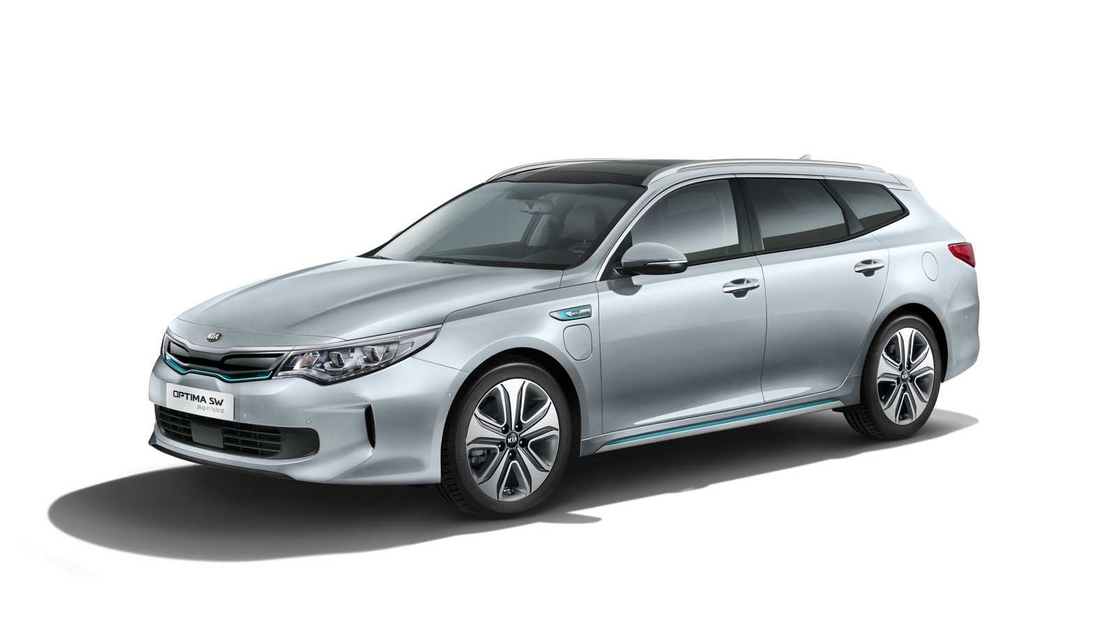 kia optima sportswagon plug in combines cargo space with. Black Bedroom Furniture Sets. Home Design Ideas
