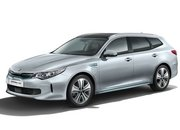 Kia Optima Sportswagon Plug-in Combines Cargo Space with Hybrid Engine - image 709025