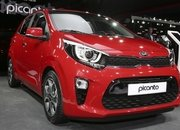 Kia Picanto Shows its New, Sporty Face in Geneva - image 708957