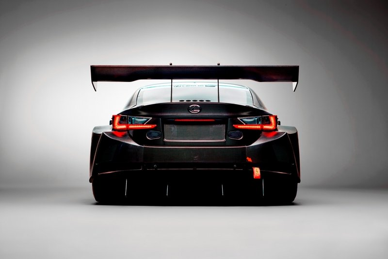 2017 Lexus RC F GT3 High Resolution Exterior - image 707729