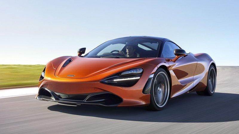 2018 McLaren 720S High Resolution Exterior - image 708692