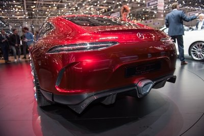 2017 Mercedes-AMG GT Concept - image 709363