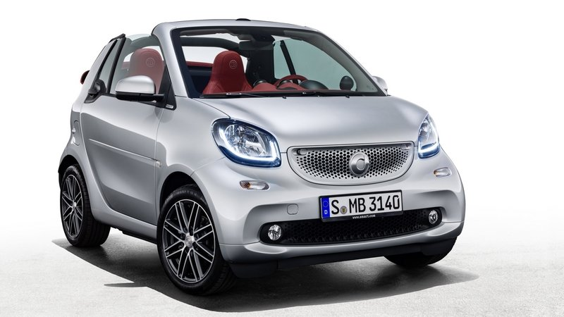 Smart Cars Models Prices Reviews And News Top Speed