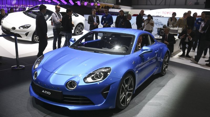 Top Gear's 2018 Performance Car Of The Year Winner Is Alpine A110