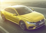 Volkswagen Arteon Is Proof that Volkswagen Learned Something From the CC Fiasco - image 708005