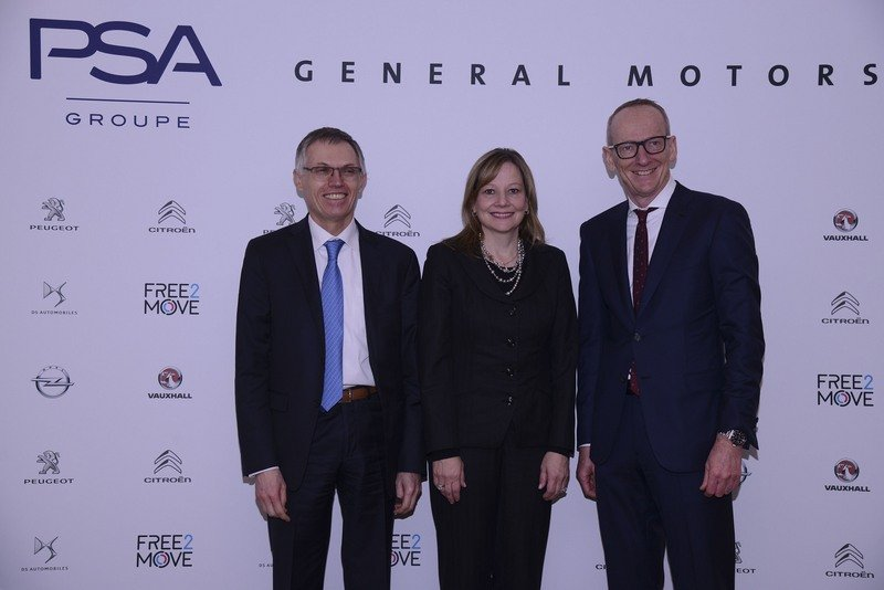 GM Sells Opel To PSA, Leaves European Market