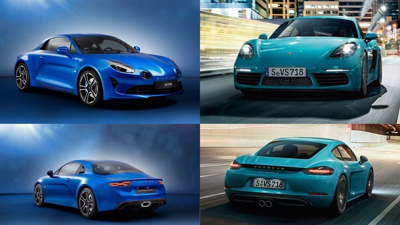 Here's Why the Alpine A110 Could Be Renault's Very Own Porsche Cayman Killer