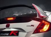New Civic Type R Is Honda's Menacing Answer to the Focus RS - image 708057