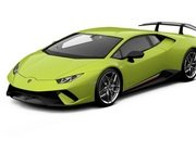 The Lambo Huracan Performante Comes in All Sorts of Awesome Colors - image 711504