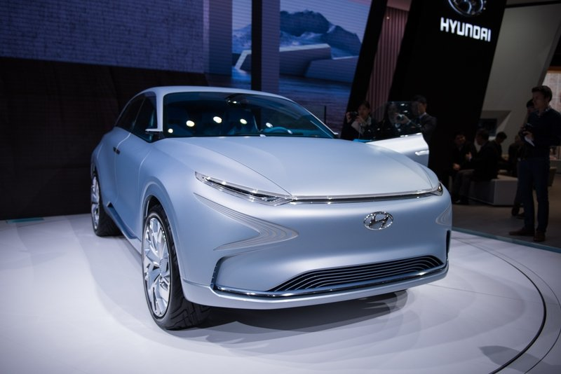Hyundai will Debut a New Concept in Geneva that Represents the Brand's Future Design Language