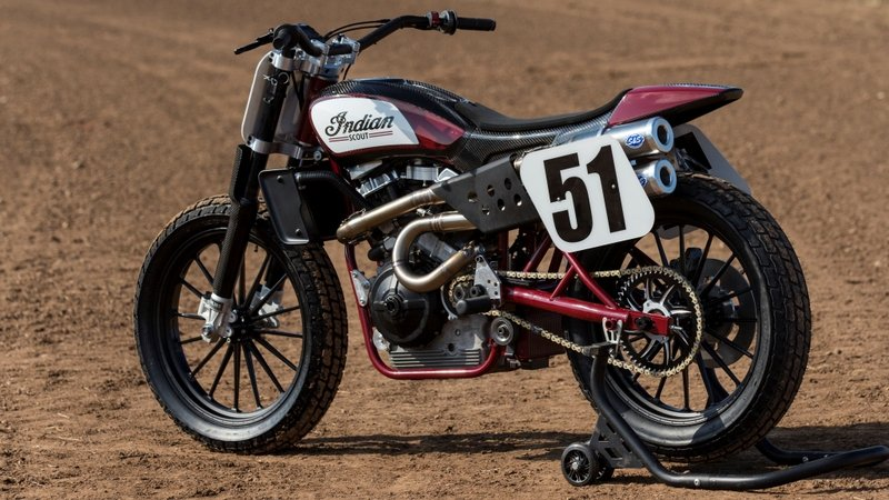 Indian Makes Flat Track Race Bike Available To The Public - image 709588