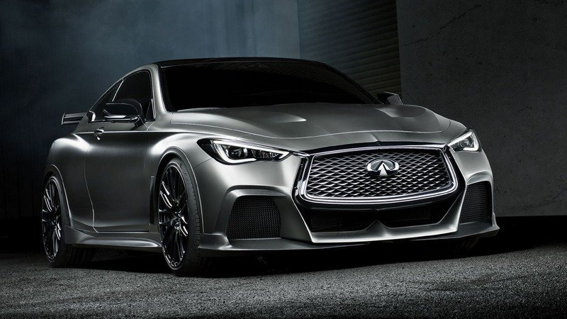 2016 Infiniti Project Black S High Resolution Exterior - image 707740