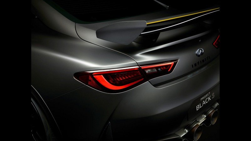 2016 Infiniti Project Black S High Resolution Exterior - image 707741