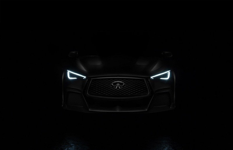 2016 Infiniti Project Black S High Resolution Exterior - image 707742