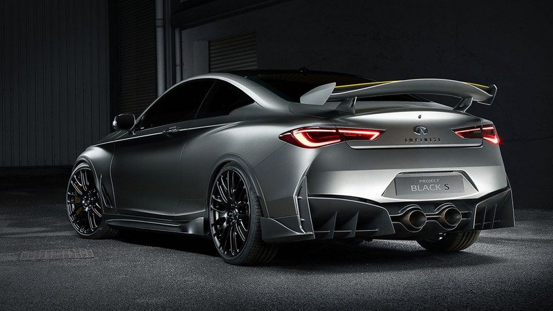 2016 Infiniti Project Black S High Resolution Exterior - image 707739