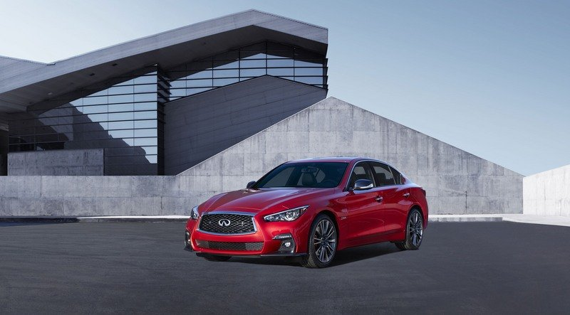 2018 Infiniti Q50 High Resolution Exterior - image 708066