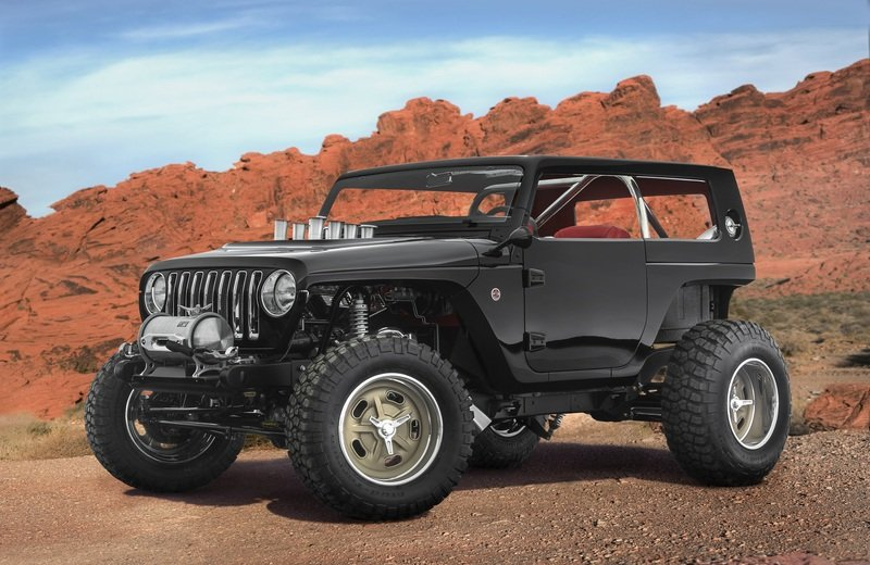 2017 Jeep Quicksand Concept High Resolution Exterior - image 711712