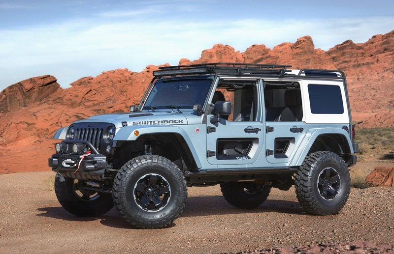 2017 Jeep Switchback Concept High Resolution Exterior - image 711705