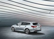 Kia Optima Sportswagon Plug-in Combines Cargo Space with Hybrid Engine - image 708745