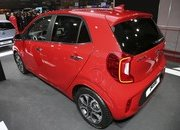 Kia Picanto Shows its New, Sporty Face in Geneva - image 708901