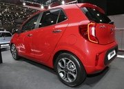 Kia Picanto Shows its New, Sporty Face in Geneva - image 708902