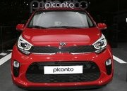 Kia Picanto Shows its New, Sporty Face in Geneva - image 708898
