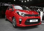 Kia Picanto Shows its New, Sporty Face in Geneva - image 708899