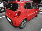 Kia Picanto Shows its New, Sporty Face in Geneva - image 708900