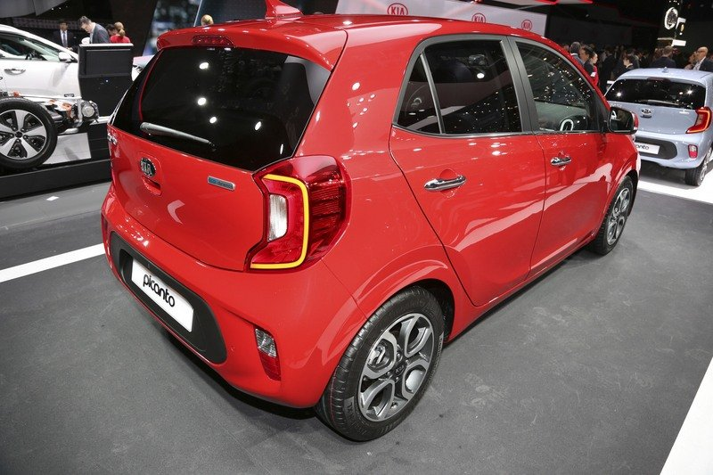 Kia Picanto Shows its New, Sporty Face in Geneva High Resolution Exterior AutoShow - image 708900