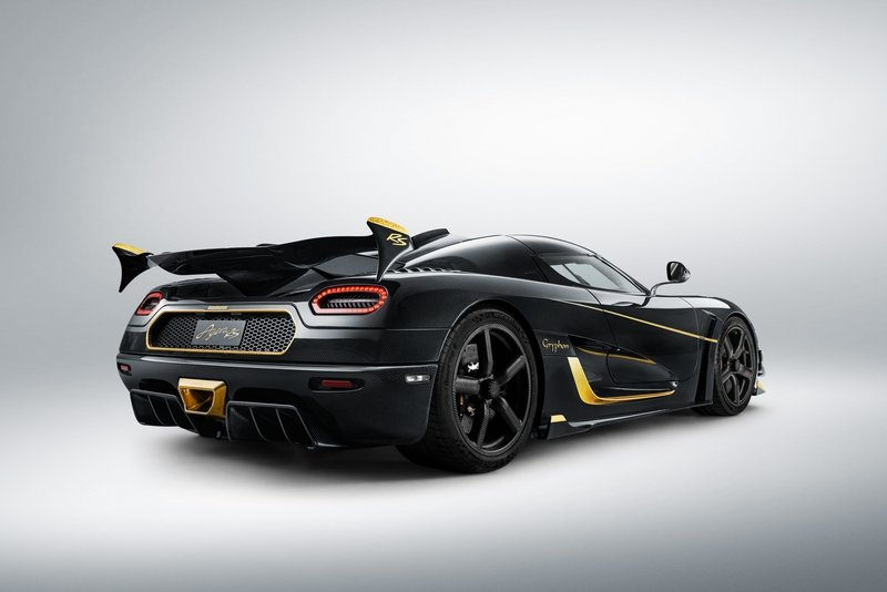 2017 Koenigsegg Agera RS 'Gryphon' High Resolution Exterior - image 707676