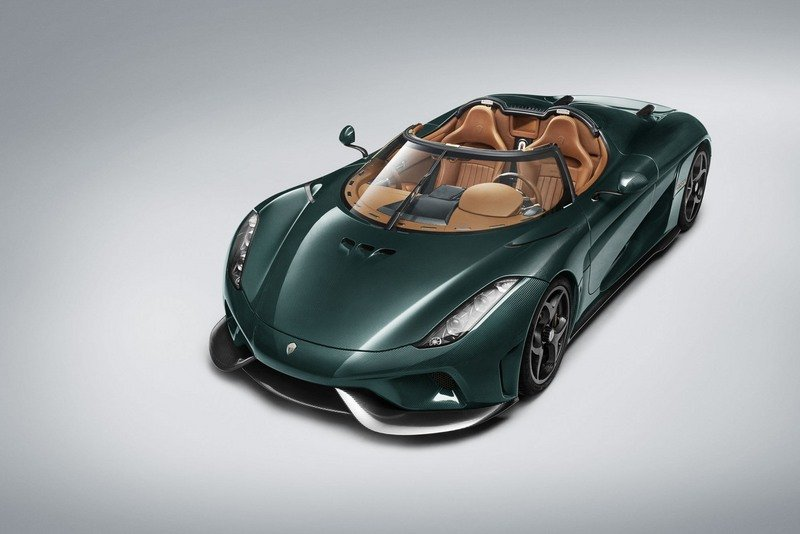 Koenigsegg Heads To Geneva With A Pair Of Regeras That'll Turn You Green With Envy And Red With Lust High Resolution Exterior - image 707775