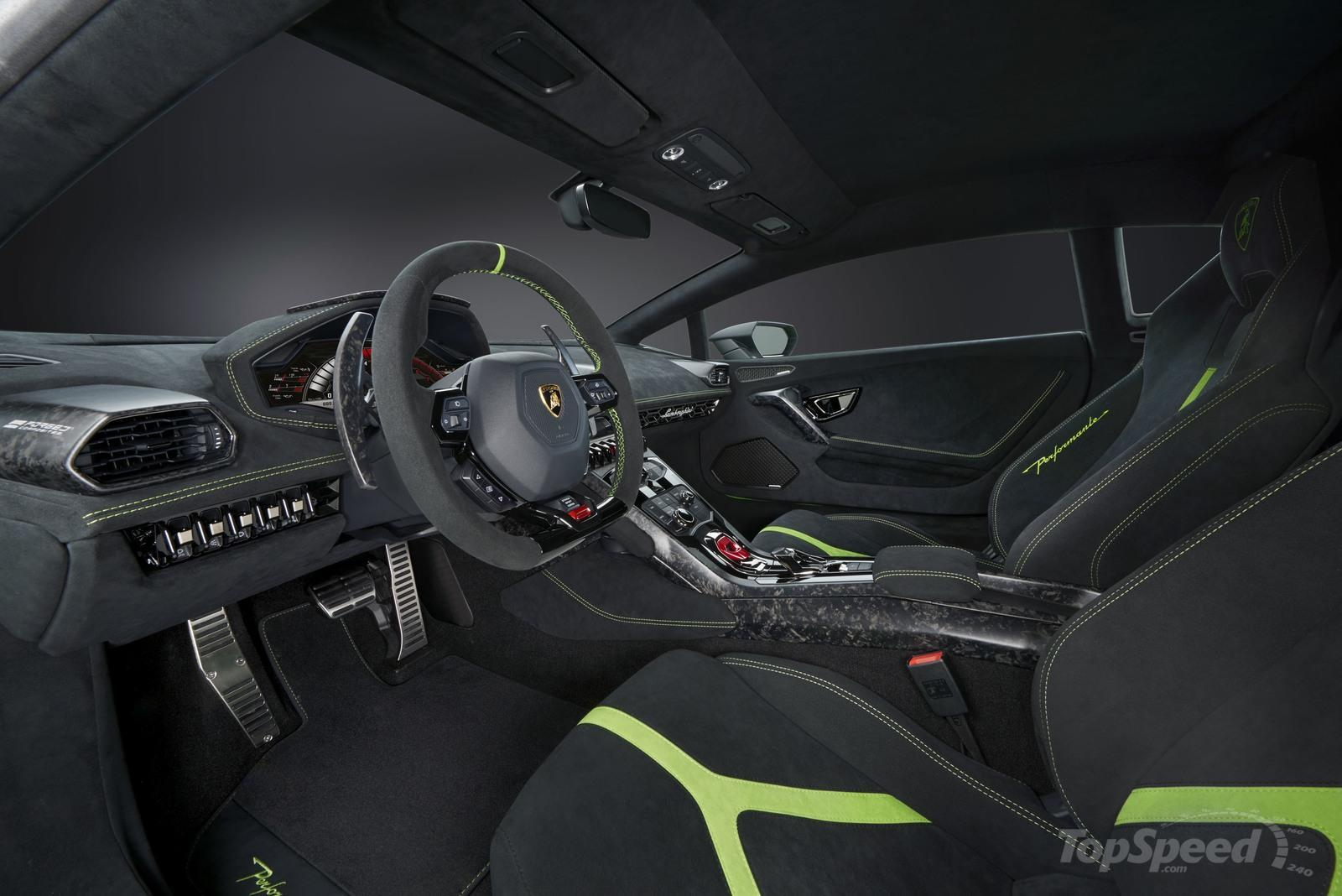 lamborghini 39 s world beating huracan performante bows in geneva news top speed. Black Bedroom Furniture Sets. Home Design Ideas