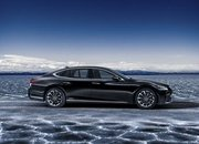 The 2018 Lexus LS 500h Is Further Proof That The Hybrids Are Taking Over - image 708473