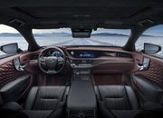 The 2018 Lexus LS 500h Is Further Proof That The Hybrids Are Taking Over - image 708474