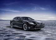 The 2018 Lexus LS 500h Is Further Proof That The Hybrids Are Taking Over - image 708477