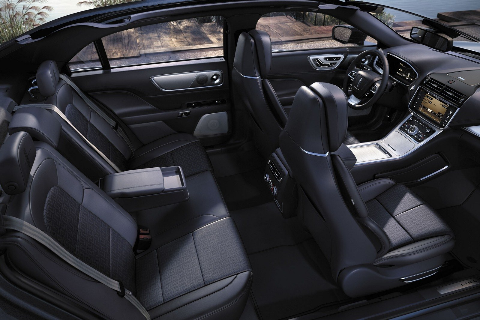 2017 lincoln continental black label edition picture 710461 car review. Black Bedroom Furniture Sets. Home Design Ideas